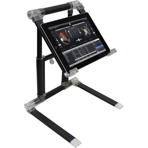 Odyssey Innovative Designs LStand 360 Ultra Folding Laptop Stand (Black)