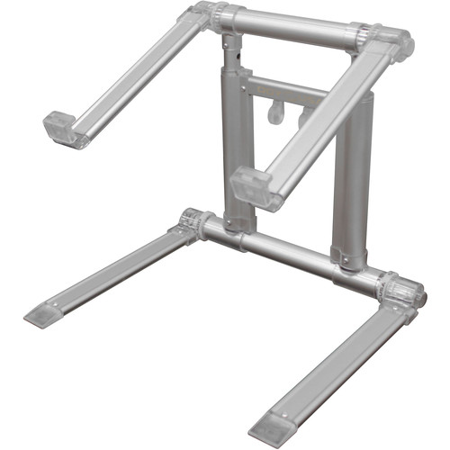 Odyssey Innovative Designs LStand 360 Ultra Folding Laptop Stand (Mac Silver)
