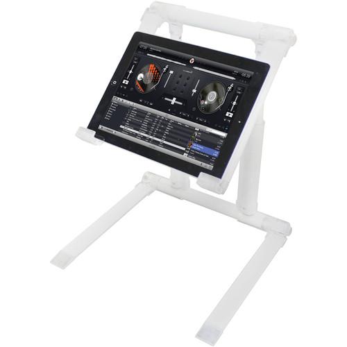 Odyssey Innovative Designs LStand 360 Ultra Folding Laptop Stand (White)
