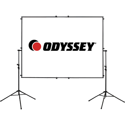 Odyssey Innovative Designs VSS-1RT Raise & Tilt Mobile Video Projection Screen Frame