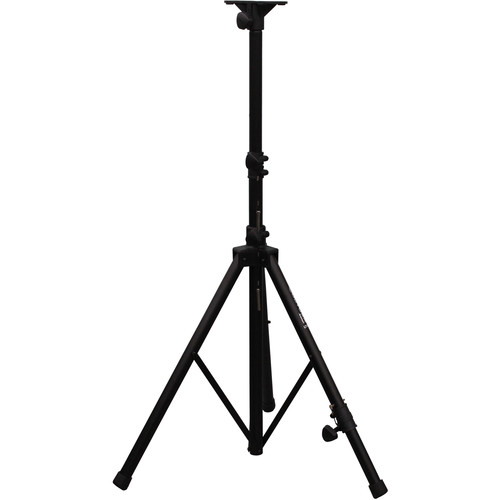 Odyssey Innovative Designs LTS1A Luxe Series Articulating Tripod Stand (6', Black)