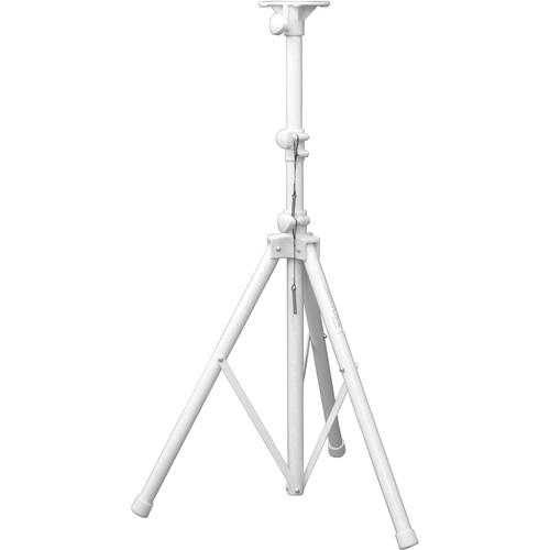 Odyssey Innovative Designs LTS1WHT Tripod Speaker Stand (White, 6')