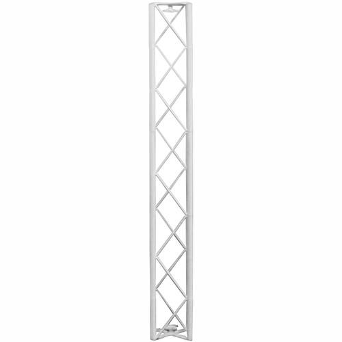 "Odyssey Innovative Designs Nexus 6x6"" Square DJ Truss Section (White, 47"")"