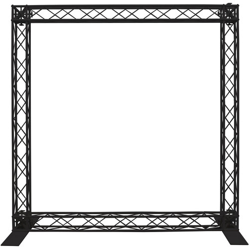Odyssey Innovative Designs Nexus Scrim Werks Decor Panel Truss Display Frame Package (Black)