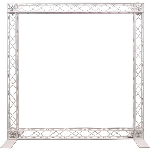 Odyssey Innovative Designs Nexus Scrim Werks Decor Panel Truss Display Frame Package (White)