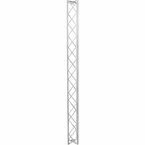 "Odyssey Innovative Designs Nexus 6x6"" Square DJ Truss Section (White, 77"")"