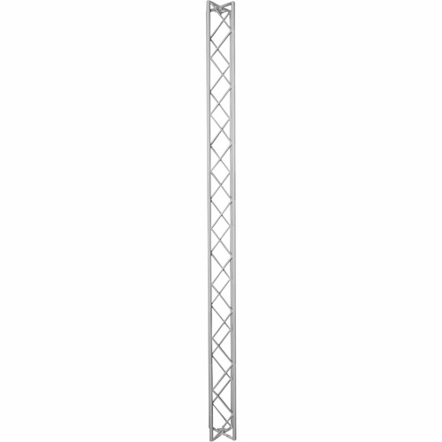 "Odyssey Innovative Designs Nexus 6x6"" Square DJ Truss Section (White, 94"")"