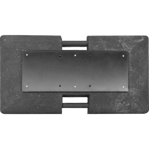 "Odyssey Innovative Designs Nexus Base Plate for DJ Truss (Black, 16 x 32"")"