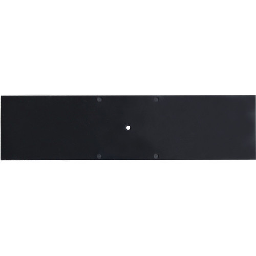 "Odyssey Innovative Designs Nexus Truss Base Plate (Black, 6x24"")"