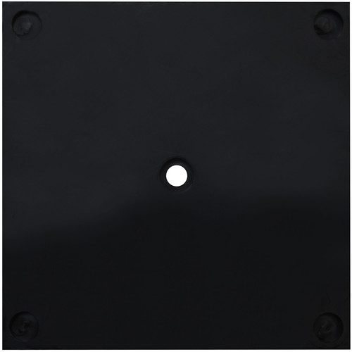 "Odyssey Innovative Designs Nexus DJ Truss Plate (Black, 6 x 6"")"