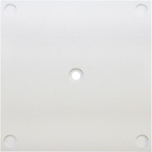 "Odyssey Innovative Designs Nexus DJ Truss Plate (White, 6 x 6"")"