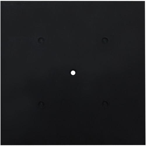 "Odyssey Innovative Designs Nexus DJ Truss Plate (Black, 12 x 12"")"