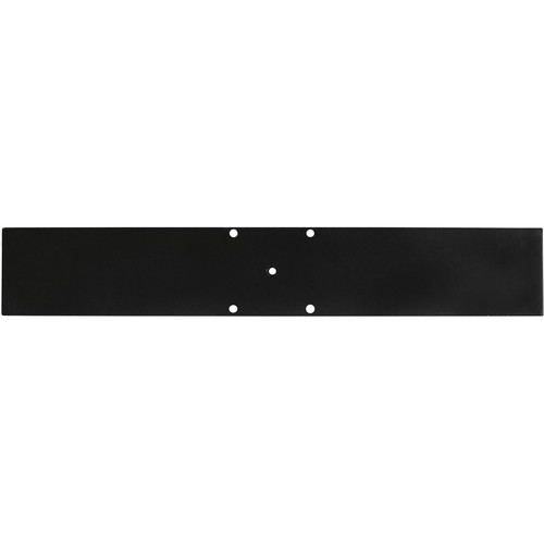 "Odyssey Innovative Designs Nexus DJ Metal Base Plate (Black, 6x36"")"