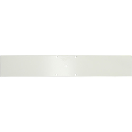 "Odyssey Innovative Designs Nexus DJ Metal Base Plate (White, 6x36"")"