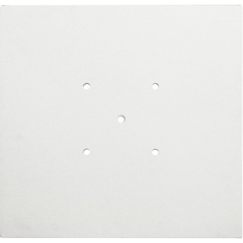 "Odyssey Innovative Designs Nexus Base Plate for DJ Truss (White, 18 x 18"")"