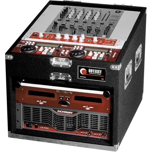Odyssey Innovative Designs PRO136TL Combo Rack Pro Series Case