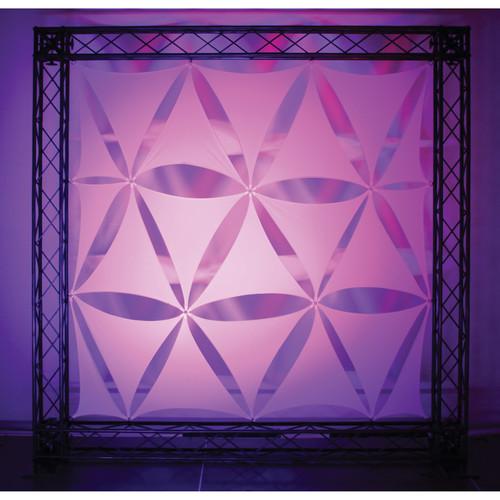Odyssey Innovative Designs Scrim Werks Triangle Decor Panel - 15 Piece Display Set