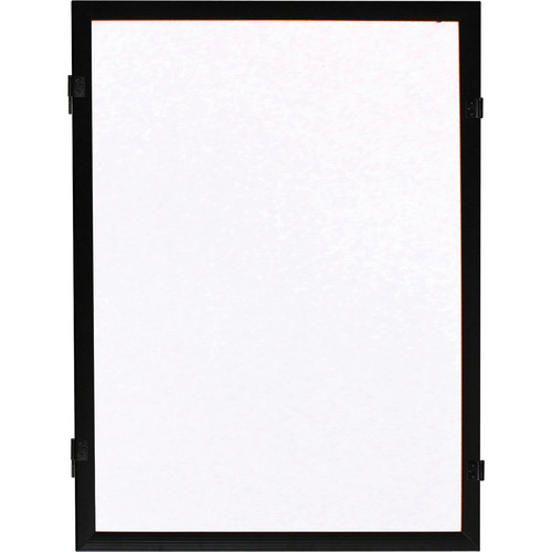 """Odyssey Innovative Designs 36 x 46"""" Center Add-On Panel with Flag-Hinges for 46"""" High Scrim Werks DJ Facades"""