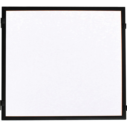 "Odyssey Innovative Designs 48 x 46"" Center Add-On Panel with Flag-Hinges for 46"" High Scrim Werks DJ Facades"