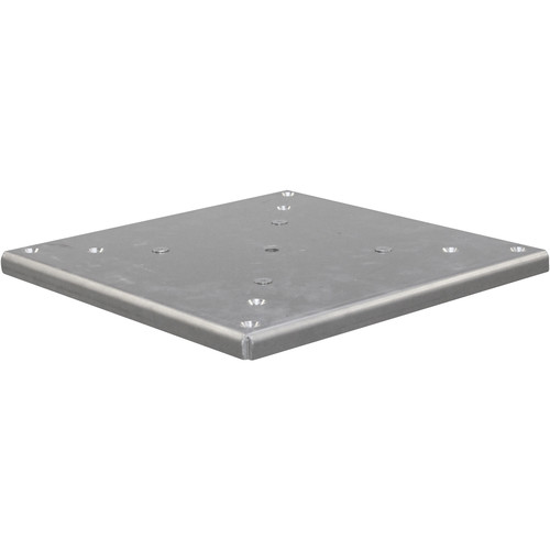 "Odyssey Innovative Designs Scrim Werks Light Column Plate (17 x 17"")"