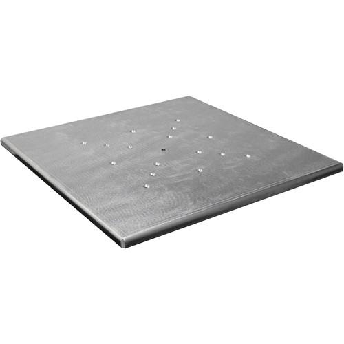 "Odyssey Innovative Designs Scrim Werks Light Column Plate (30 x 30"")"