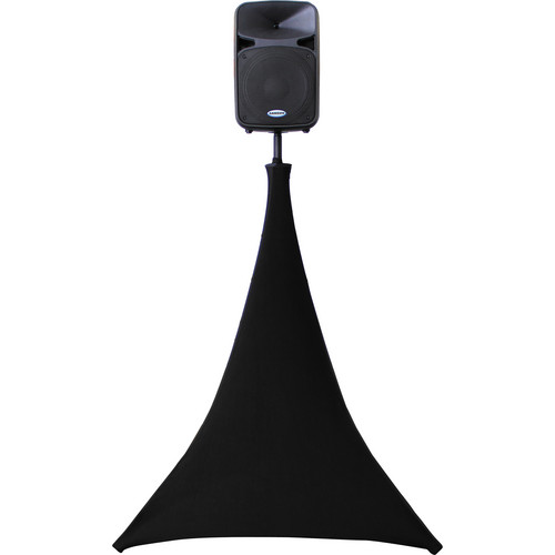 Odyssey Innovative Designs SWLTPSBLK Scrim Werks 360° Tripod Stand Slip Screen (Black)