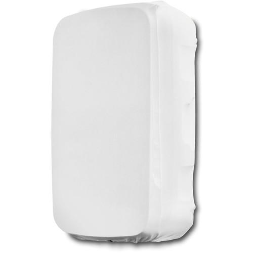 """Odyssey Innovative Designs Scrim Werks Cover Slip Screen for 12"""" Molded Speaker (White)"""