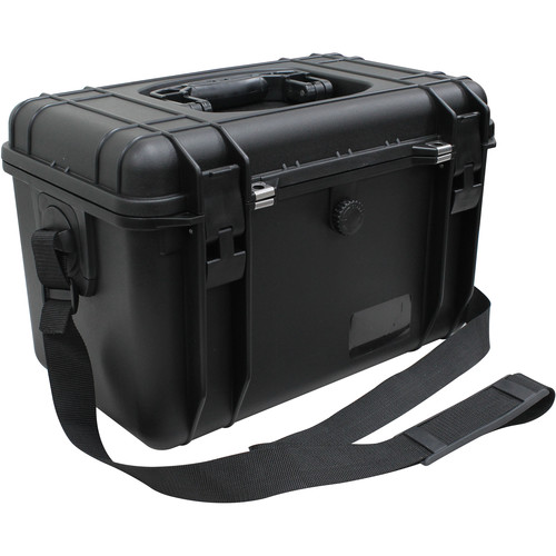 """Odyssey Innovative Designs Watertight & Dust-Proof Vulcan Series Case with Shoulder Strap (Interior: 16 x 9 x 10"""")"""