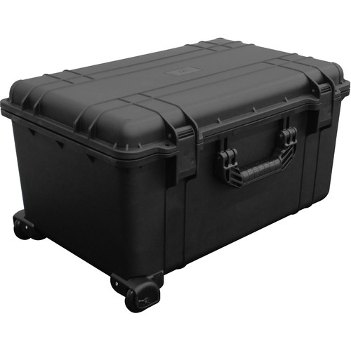 Odyssey Innovative Designs VU221411HW Vulcan Series Utility Case with Pullout Handle and Wheels