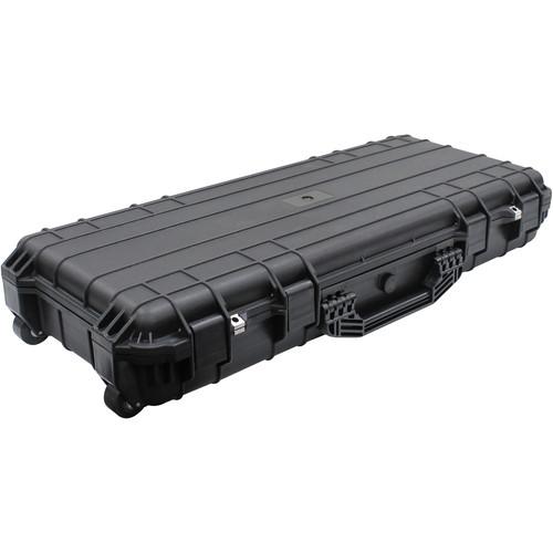 Odyssey Innovative Designs Vulcan Series VU350514W Utility Case with Wheels (Black)