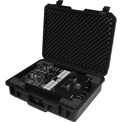 Odyssey Innovative Designs Vulcan Watertight & Dust-Proof DJ Mixer Carrying Case for Pioneer DJM-S9