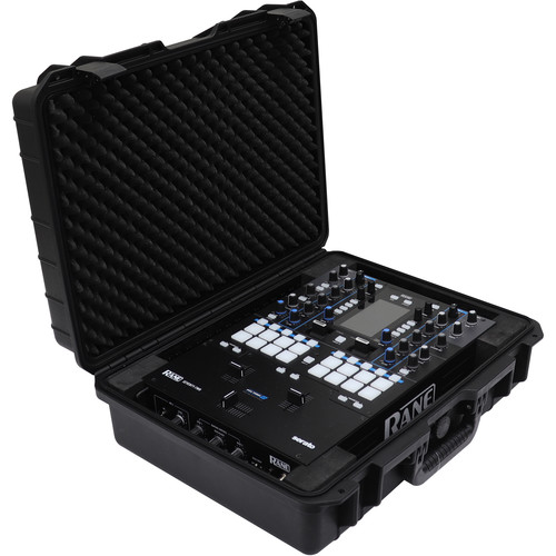 Odyssey Innovative Designs VURANE72 Vulcan Series Rane Seventy-Two DJ Mixer Carrying Case (Black)