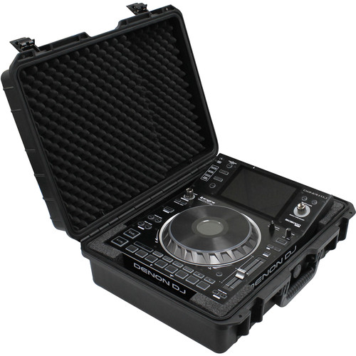 Odyssey Innovative Designs Watertight & Dust-Proof DJ Carry Case for Denon SC5000 Prime Media Player