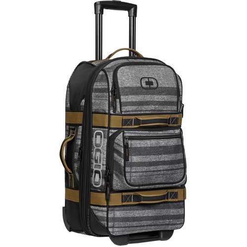 OGIO Layover Travel Bag (Strilux/Mineral)