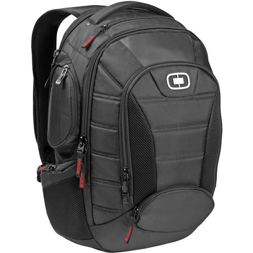 """OGIO Bandit 17"""" Laptop Backpack (Black)"""