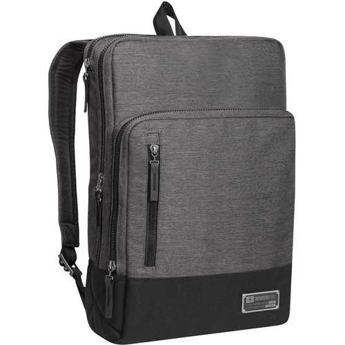 "OGIO Covert Pack for 15"" Laptop (Heather Gray)"