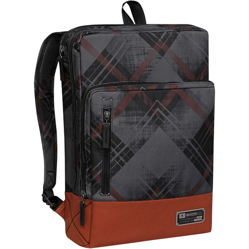 "OGIO Covert Pack for 15"" Laptop (Plaidley)"