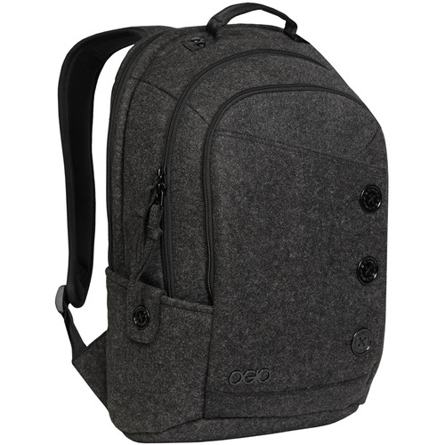 OGIO Soho Women's Laptop Backpack (Dark Gray Felt)