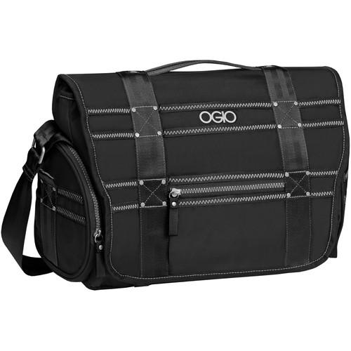 OGIO Monaco Messenger Bag (Black)