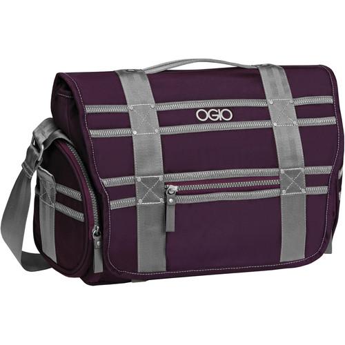OGIO Monaco Messenger Bag (Purple)