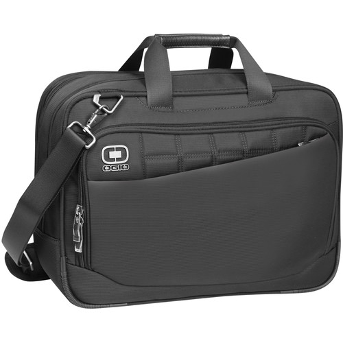 "OGIO Instinct Top-Zip 13"" Laptop Bag (Black)"