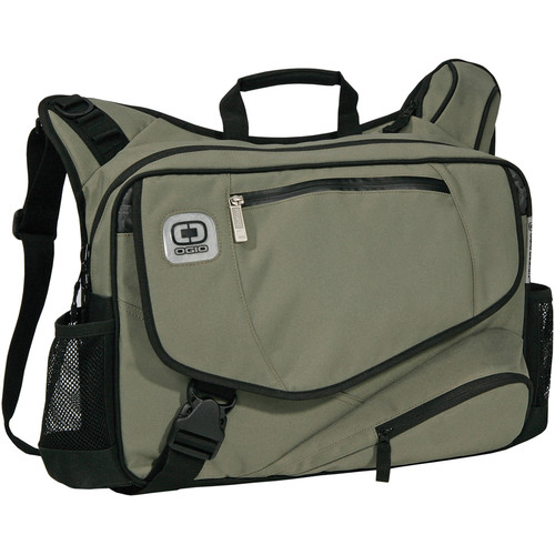 OGIO Moxie Top Zip Messenger Bag (Eco)