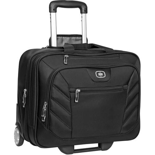 OGIO RBC Rolling Laptop Case (Black, 1600 cu. in.)
