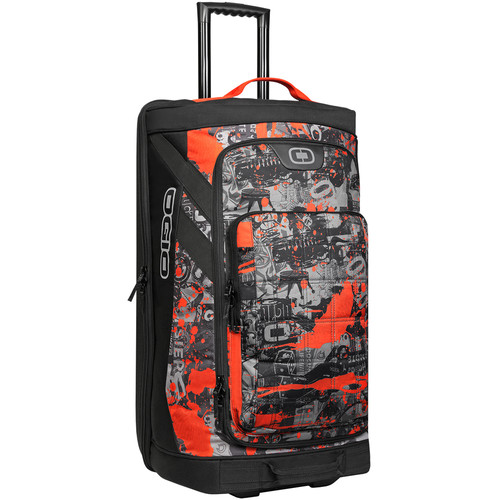 OGIO Tarmac 30 Rolling Travel Bag (Rock & Roll)