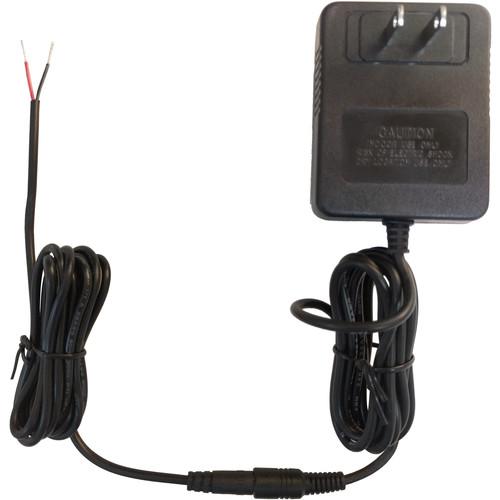 OhmKat Video Doorbell Power Supply for Nest Hello (Black)
