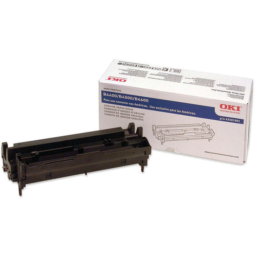 OKI Image Drum for B4400 / B4600 Series Printers (25,000 Pages)