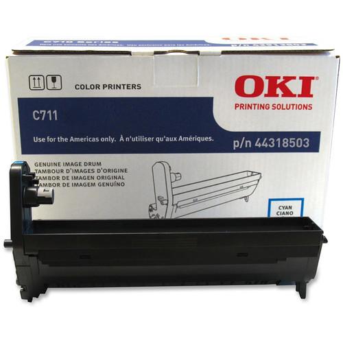 OKI C711 Series Cyan Image Drum