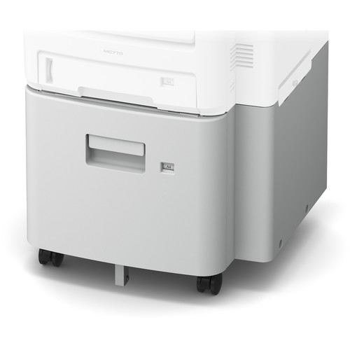 OKI 2000-Sheet Large-Capacity Paper Feeder w/ Casters for MB700 / MC700 Printers