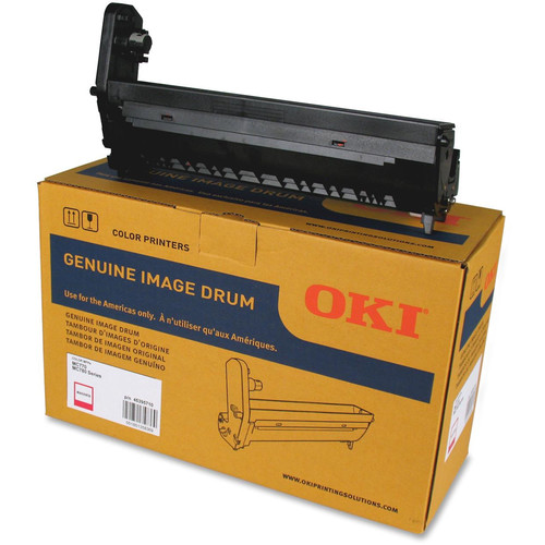 OKI Image Drum for MC770 / MC780 Series Printer (30,000 Pages, Magenta)
