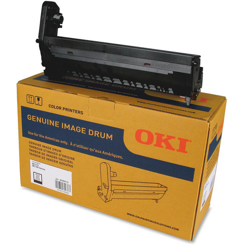 OKI Image Drum for MC770 / MC780 Series Printer (30,000 Pages, Black)